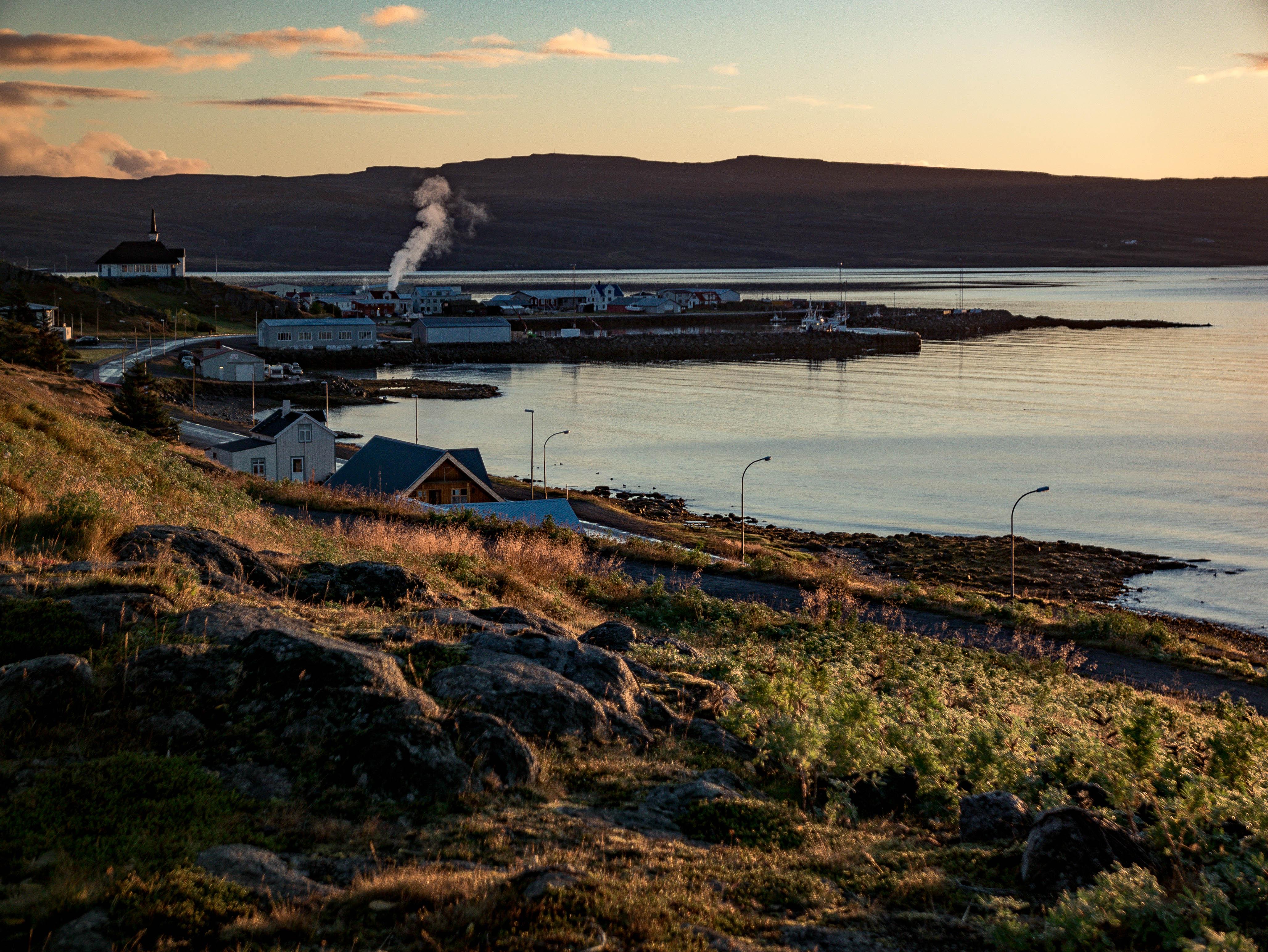 Reykiavik, fiordy zachodnie