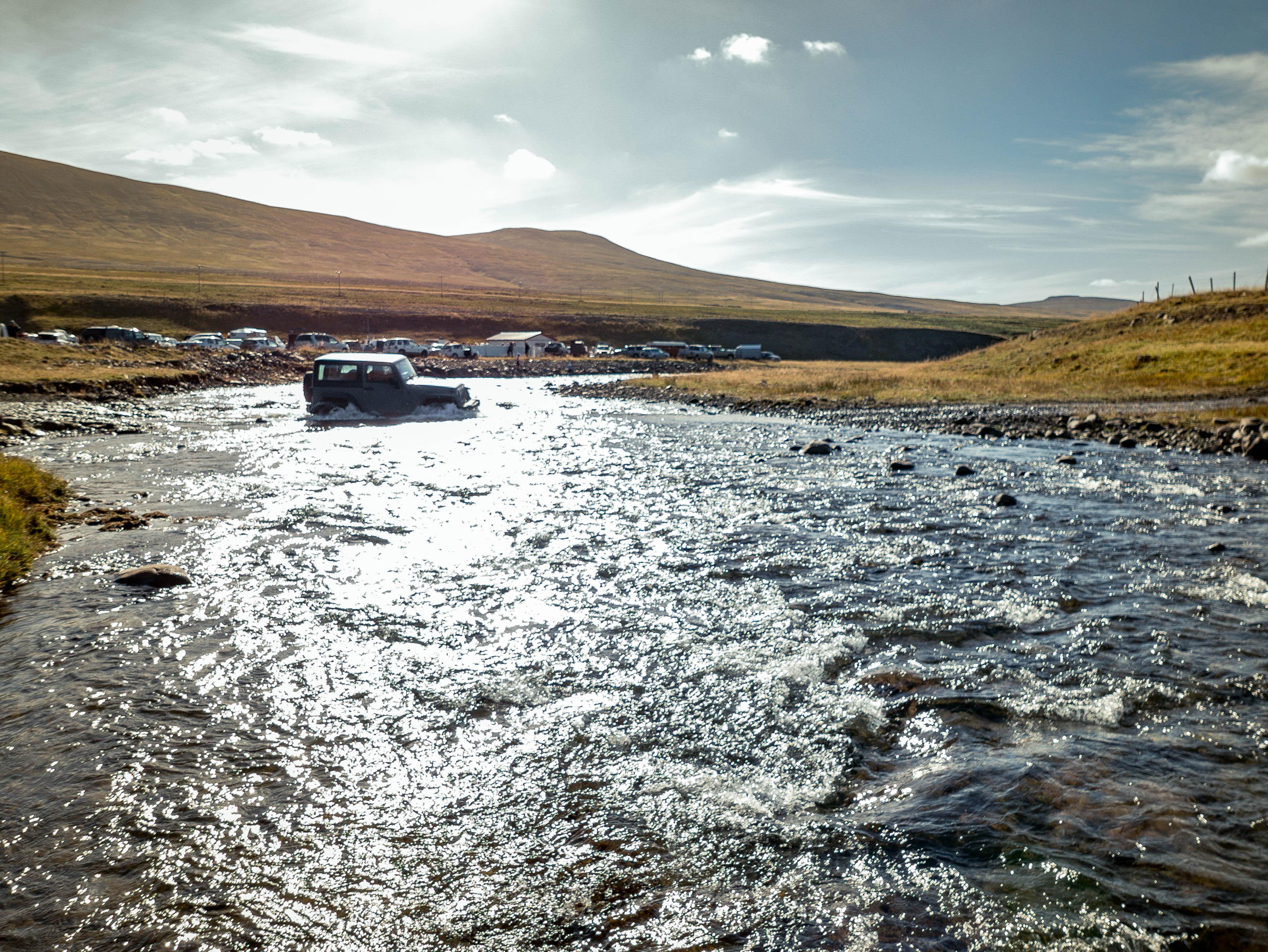 Islandia, Islandia z namiotem, Islandia wycieczka