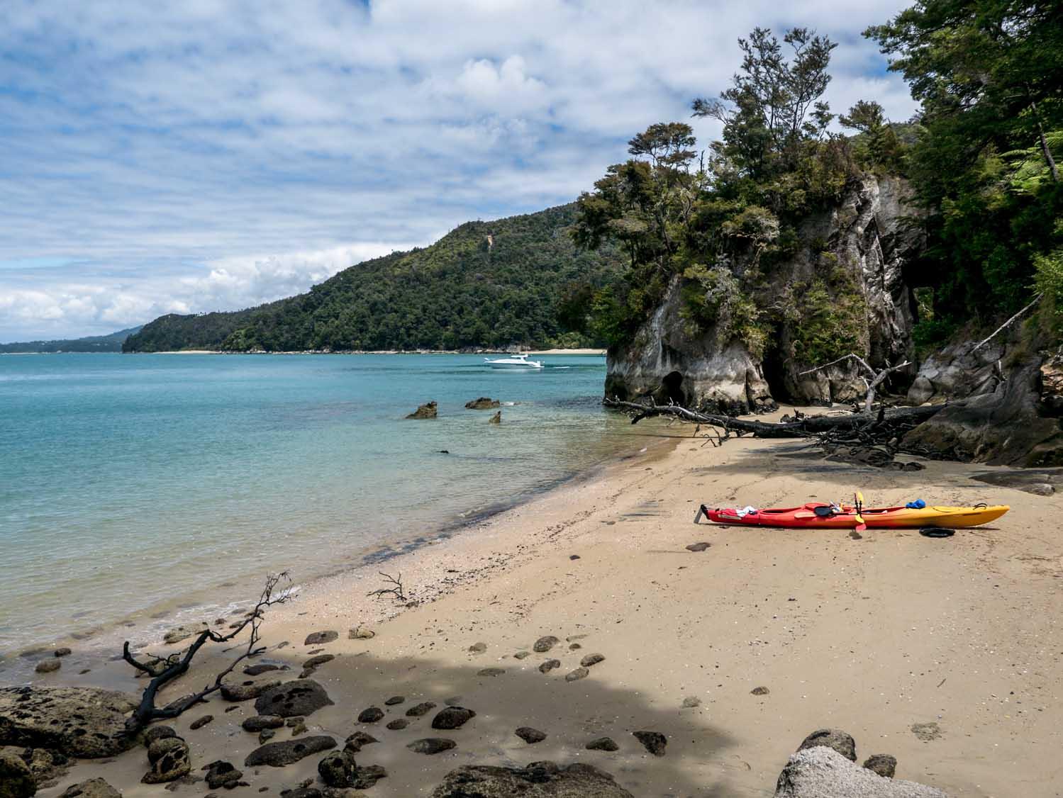 Abel Tasman, Park Narodowy Abel Tasman