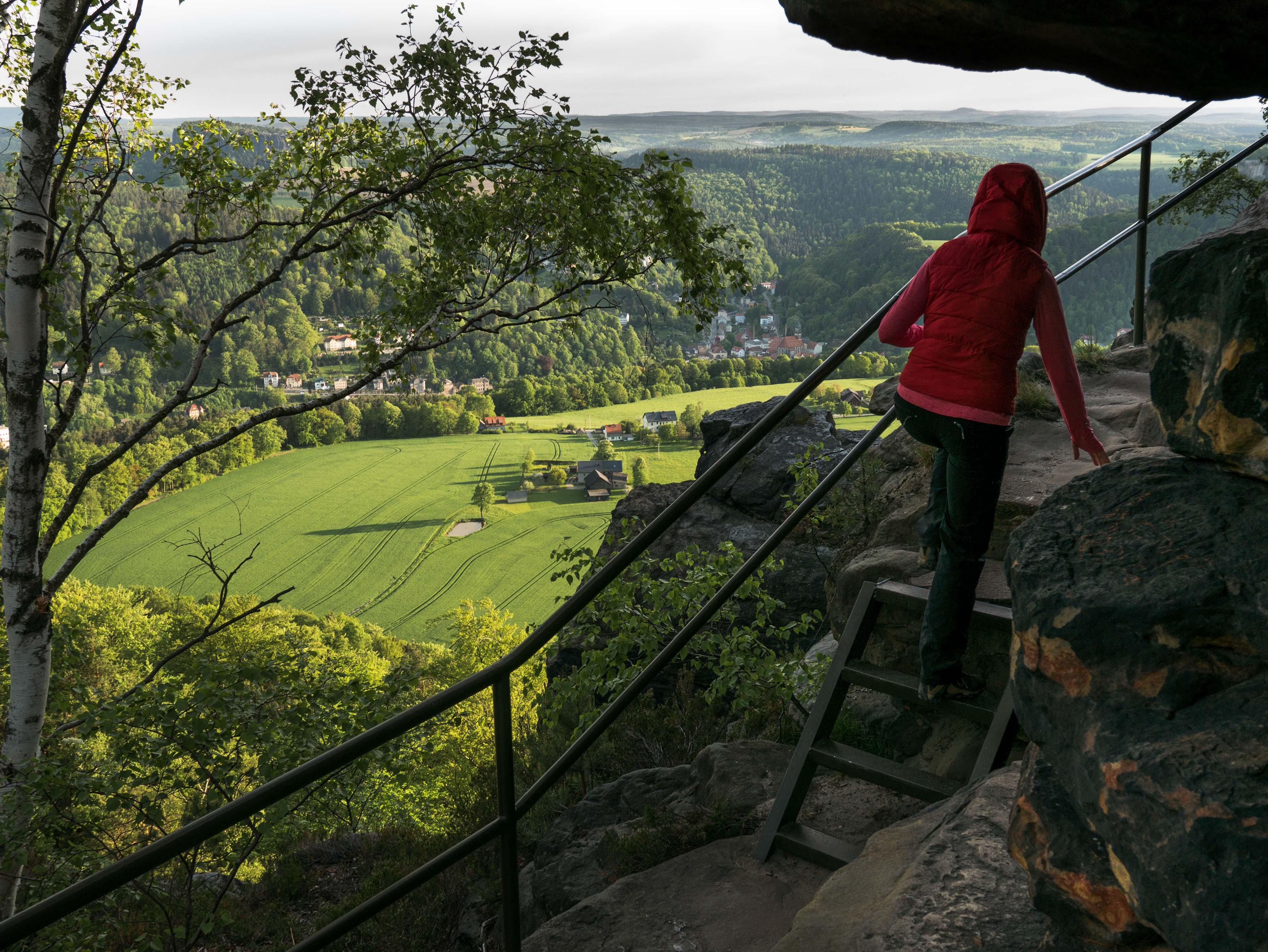 Szwajcaria Saksońska, Lillienstein