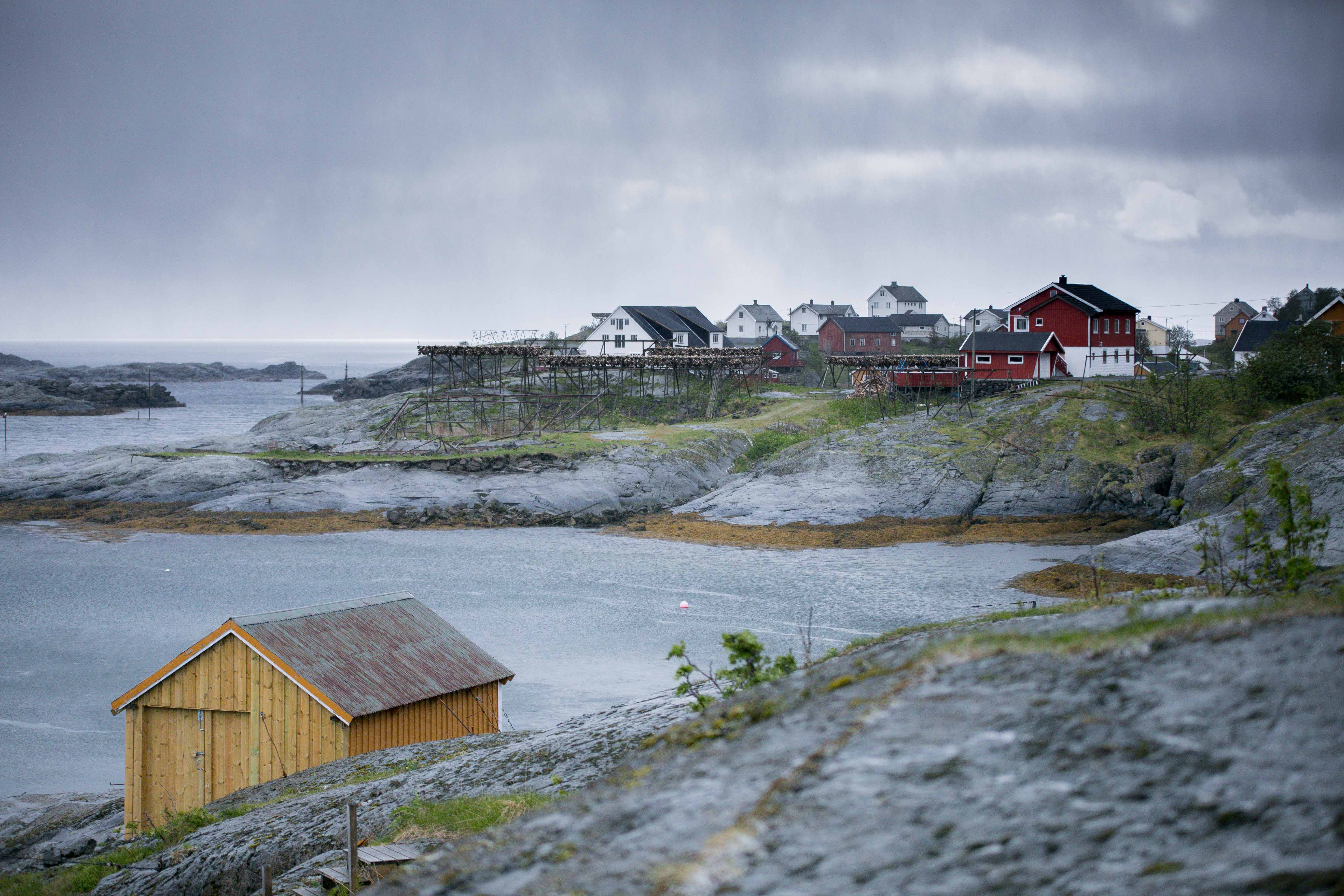 Lofoty, Norwegia, w, Norwegii
