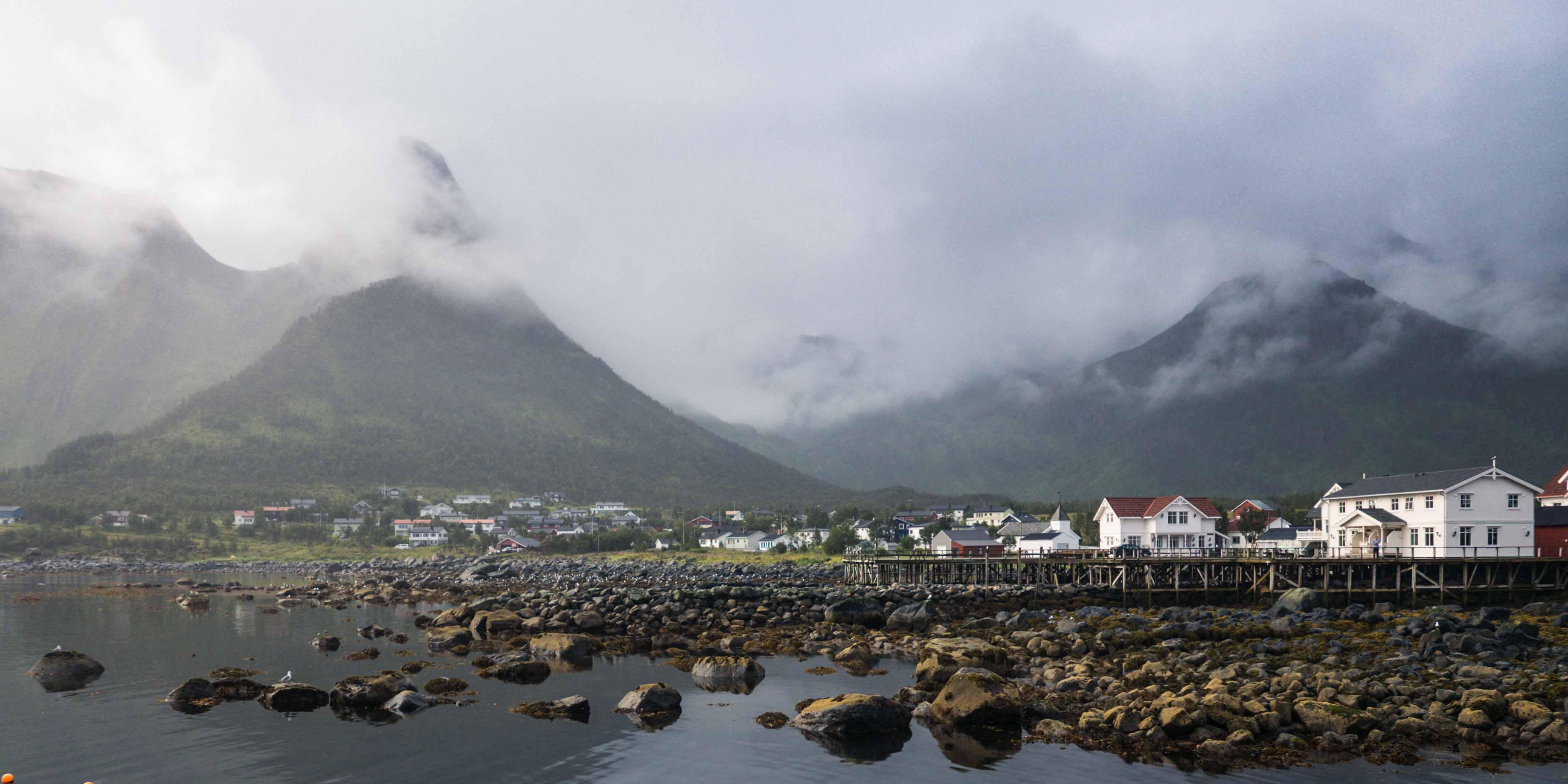 podróż poślubna norwegia