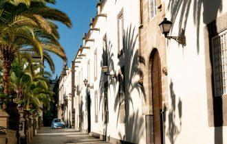Las Palomas, port, Gran Canaria, Kanary