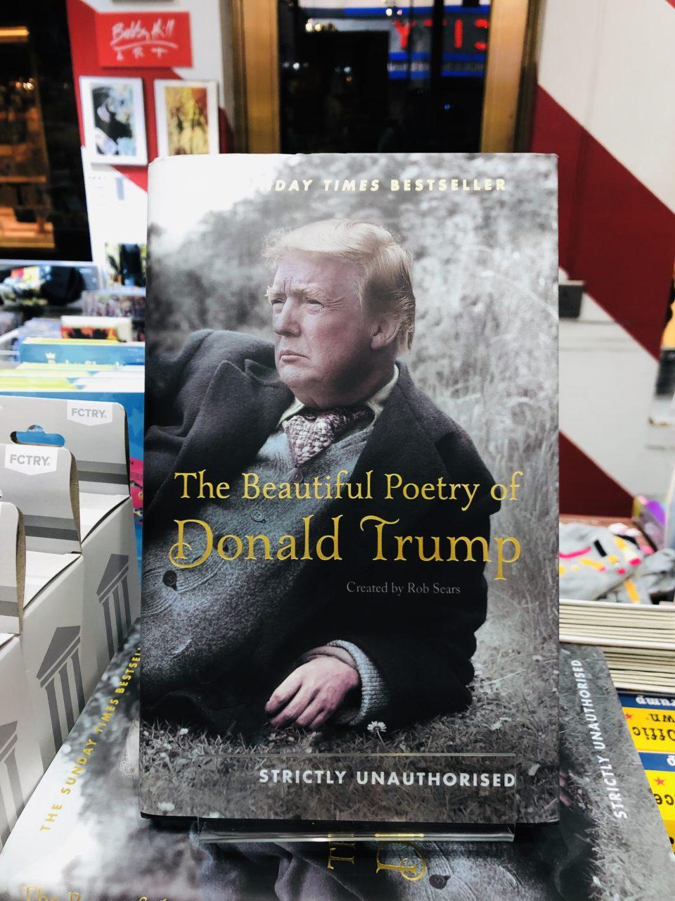 wyśmiewany Mr. Trump