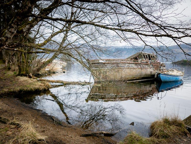 whisky, Szkocja, Loch Ness