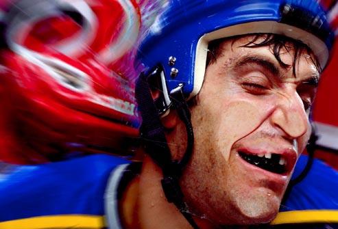 hokej na lodzie, NYC