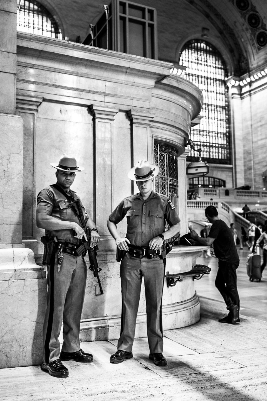 Nowy Jork, stacja Grand Central na Manhattanie